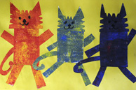 "COLORFUL CAT ""TALES"""