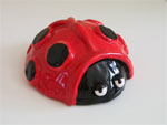 CLAY LADYBUGS